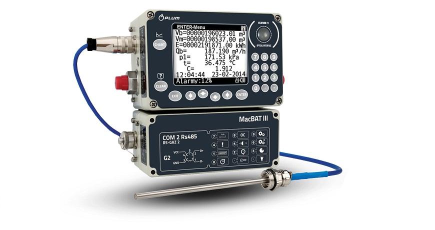 MacBAT_III_Plum_electronic_volume_corrector_device